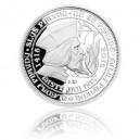 2015 - Stříbrná medaile Jan Hus