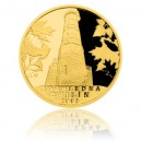 2015 - Zlatá medaile Rozhledna Cvilín - Au 1 Oz