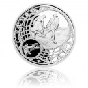 2015 - Stříbrná medaile Staroměstský orloj - Rak