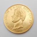 Zlatá mince Itálie (Sardinie) 20 Lira 1833 P