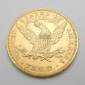 Zlatá mince USA 10 Dollars 1907
