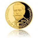 2015 - Sada 4 zlatých medailí Šlechtický rod Kolowrat-Krakovských
