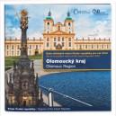 Sada oběžných mincí České republiky 2016 - Olomoucký kraj