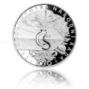 Stříbrná mince Československá národní rada - Proof