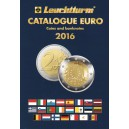 Euro-Katalog 2016 mincí a bankovek - Leuchtturm