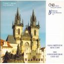 Sada oběžných mincí České republiky 2001 - Týnský chrám