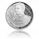2016 - Stříbrná mince 1 NZD Karel I.