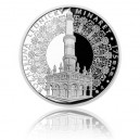 2016 - Stříbrná medaile Lednický minaret