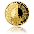 2016 - Zlatá medaile Rozhledna Lednický minaret - Au 1/4 Oz