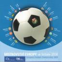 Sada oběžných mincí České republiky 2004 - ME ve fotbale