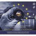 Sada oběžných mincí Slovenské republiky 2016 - Předsednictví SR v EU