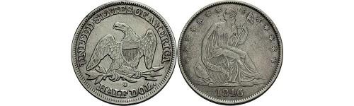 Stříbrné historické mince