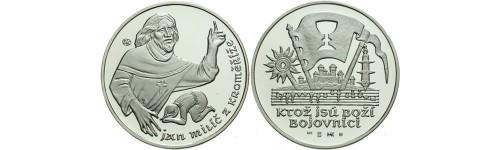 Stříbrné medaile