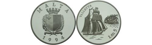 Stříbrné mince ostatní