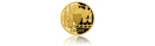 Zlaté medaile roku 2019