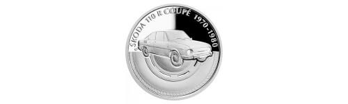 Stříbrné Smart mince roku 2020