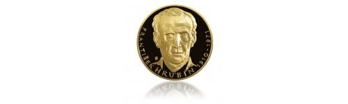 Zlaté medaile roku 2010