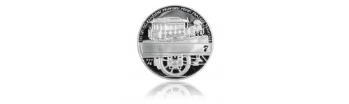 Stříbrné medaile roku 2010