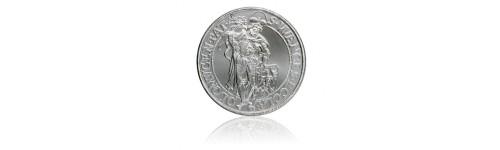 Stříbrné medaile 1993 - 2008