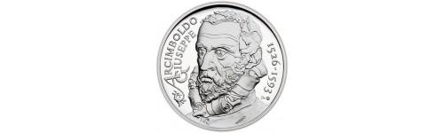 Stříbrné medaile roku 2009
