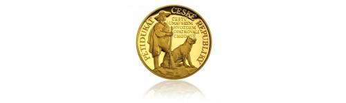 Zlaté medaile roku 2013