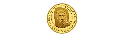 Zlaté medaile 1993 - 2008